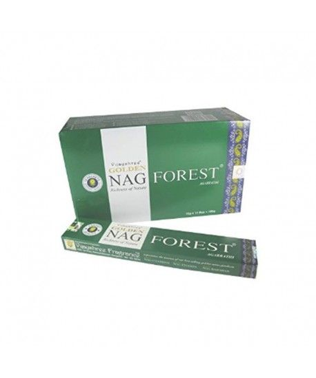 Incienso Nag Champa Forest 12 cajas