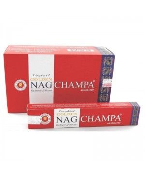 Incienso Nag Champa Golden...